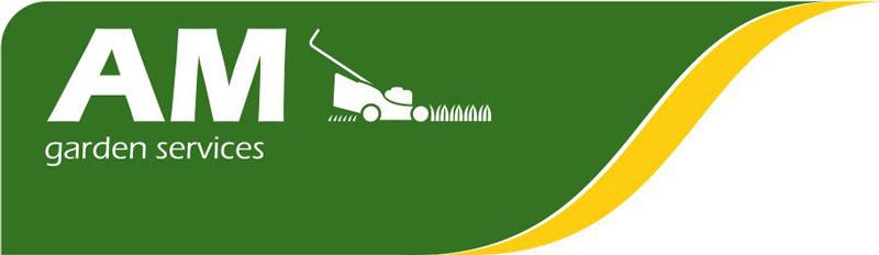 A.M. Garden Services logo